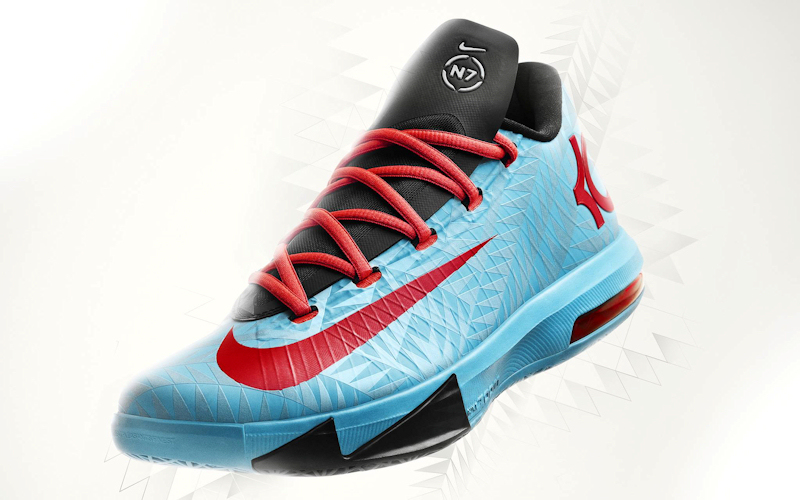 online store 1fbcb e8da0 Nike N7 and Kevin Durant Support Native American Youth – NDNSPORTS