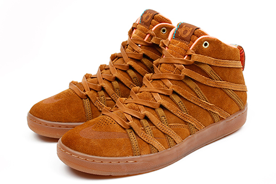 Nike Kevin Durant 7 NSW Lifestyle HAZELNUT Shoe To Feature Native ... fc53c74f37