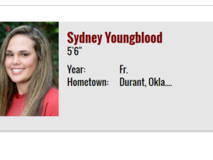 Sydney Youngblood (Choctaw Nation of Oklahoma)