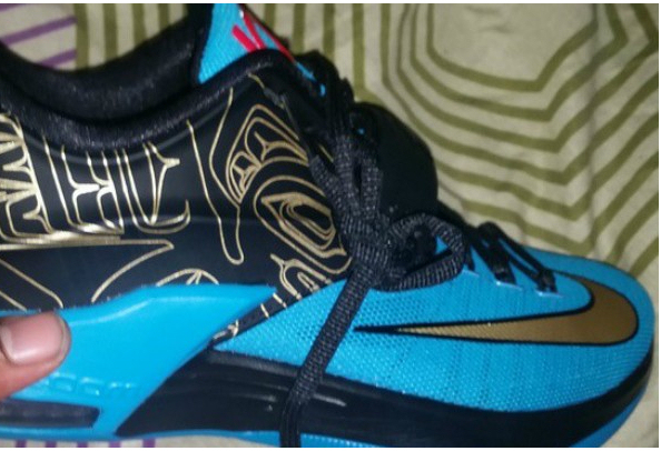 buy online 7e6dd 1ac76 Is this the New Nike Kevin Durant VII N7 Shoe? – NDNSPORTS